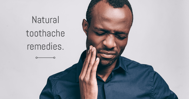Ease pain quickly with these natural toothache remedies.