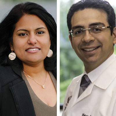 Dr. Asha Madhavan and Dr. Meisam Nejad - Implant Dentists in Sammamish, WA